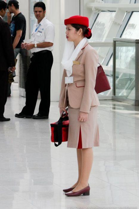 Перелет с компанией Emirates (47 фото)