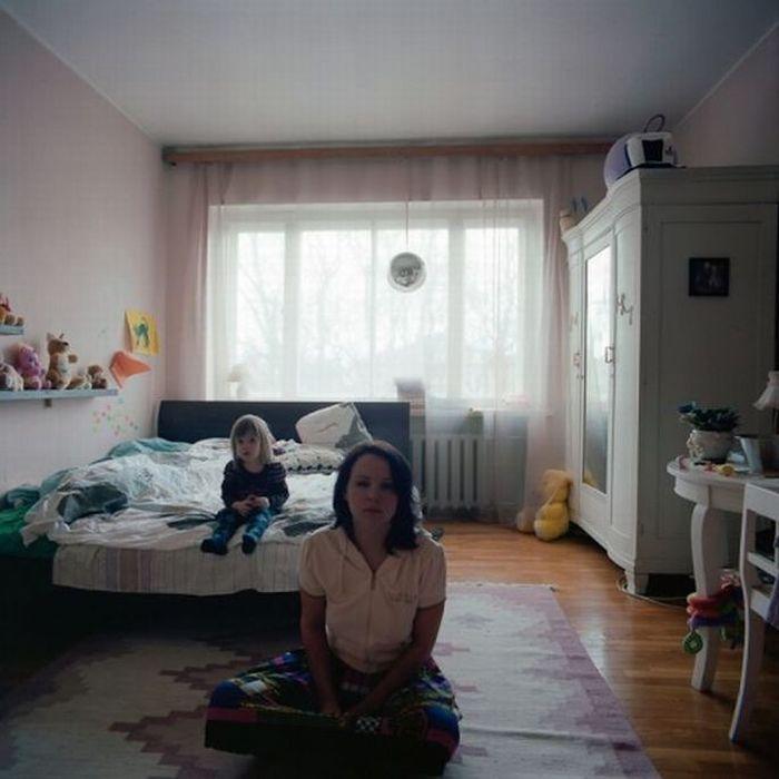 Мы глазами телевизора (19 фото)