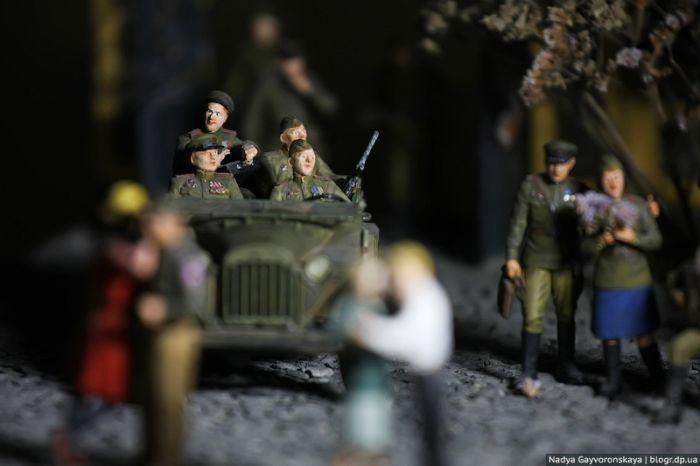 Маленькие солдаты большой войны (34 фото)