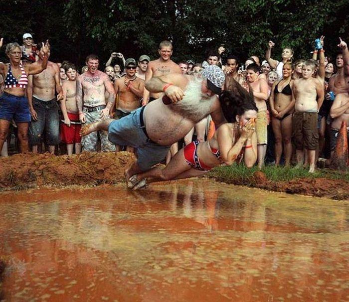Игры деревенщины (25 фото)