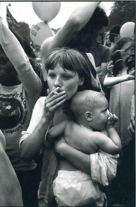 Трогательные и красивые ретро фотографии (33 фото)