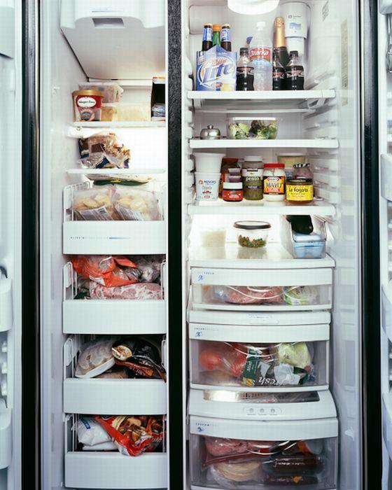 часто делались холодильник с картинками посмотреть просто яблоками молоке