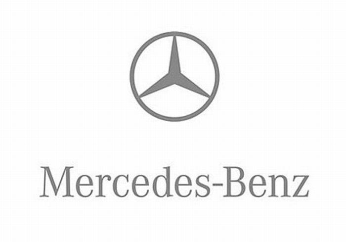 Эволюция лого Mercedes-Benz (9 фото)