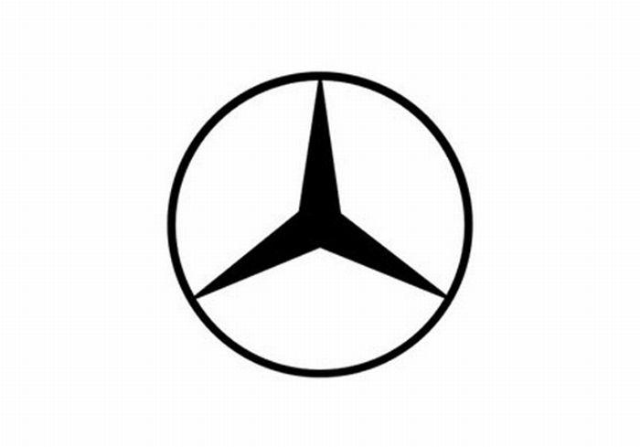Mercedes Benz Logo Vector AI Free Download  SeekLogo