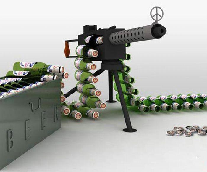 Пушки картинки смешные