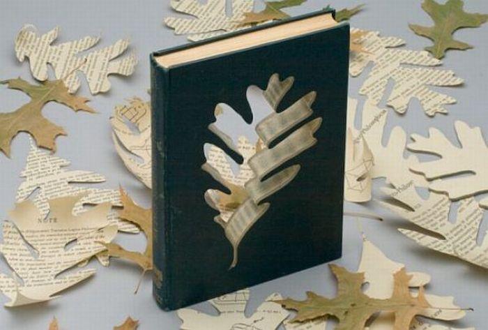 Книжный креатив (29 фото)