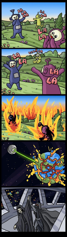 Комиксы (15 фото)