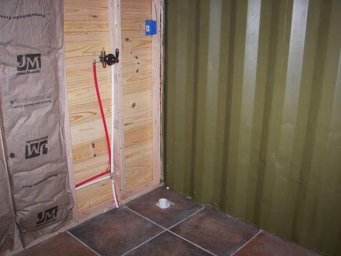 Как построить дом из контейнера. ФОТО - фото 7.