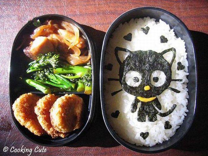 Азиатские обеды (22 фото)