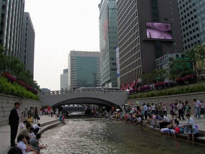 Как зарождались мегаполисы (26 фото)