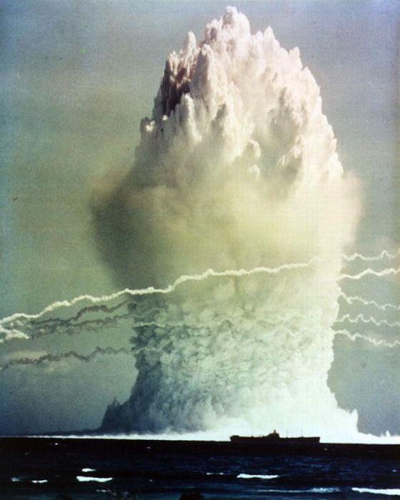 Ядерные взрывы (31 фото)