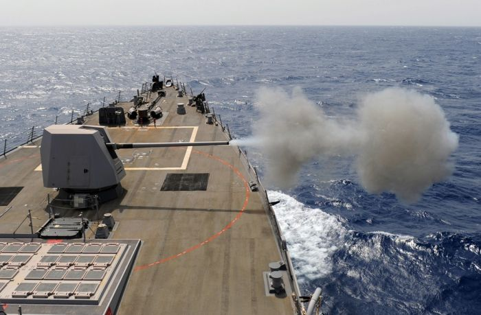 Военно-морской флот США (130 фото)