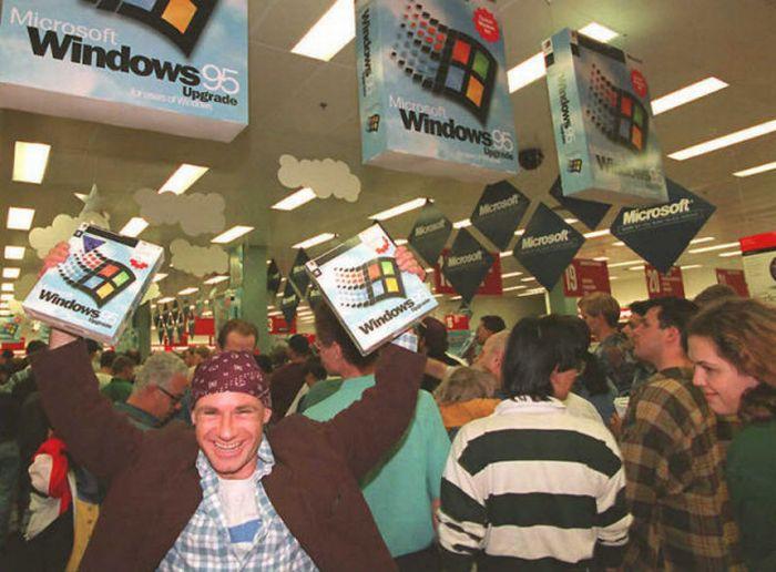 Юбилей MS-DOS (15 фото)