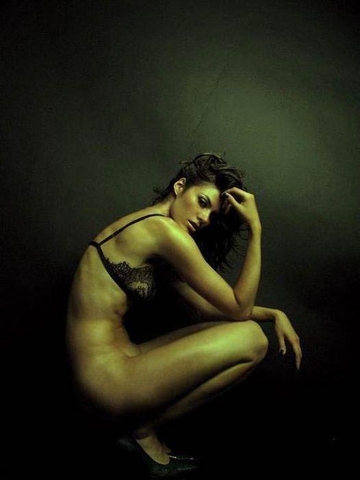 Девушки без трусиков (89 фото)