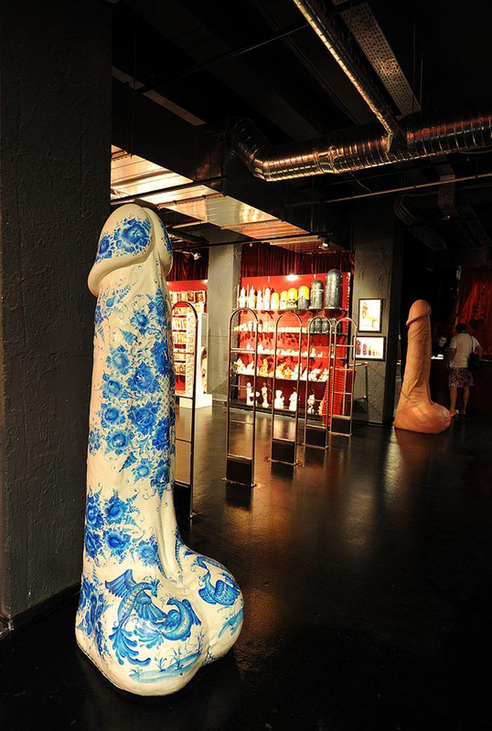 Музеи эротики и секса