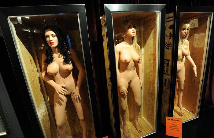 Музей секса и эротики в японии