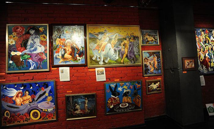 Музей секса и эротики в Москве (47 фото)