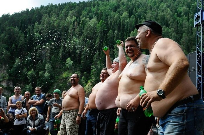 Байкерский фестиваль (43 фото)