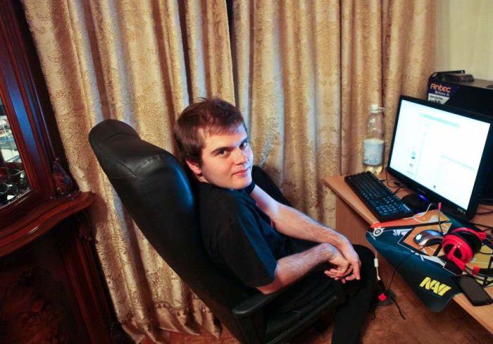 Где живут киберспортсмены (11 фото)