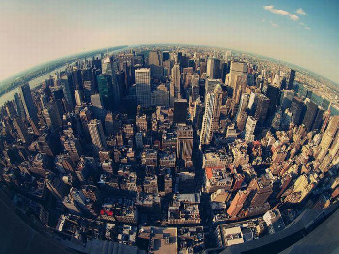 Потрясающие горизонты (36 фото)