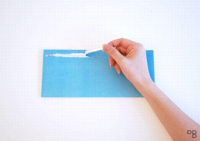 Необычный конверт (7 фото)