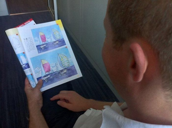 Обучение рисованию по-швейцарски (6 фото)