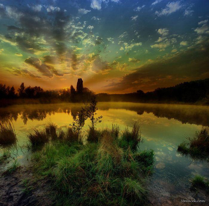 Восход солнца (55 фото)