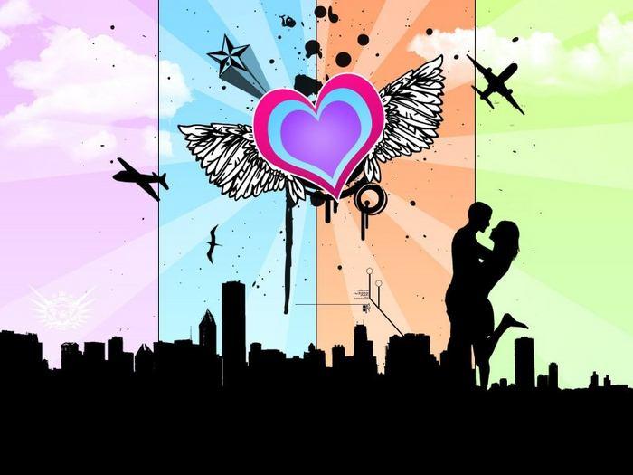 Романтика и картинки о любви (25 Картинок)