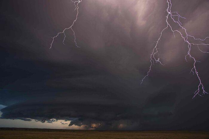 Фотографии торнадо (13 фото)