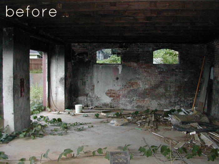 Перевоплощение старого дома (10 фото)