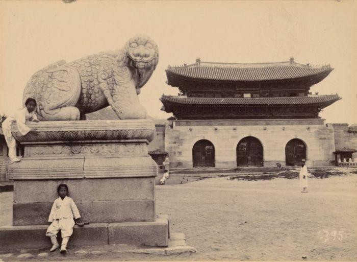 Старинные фотографии Кореи (29 фото)
