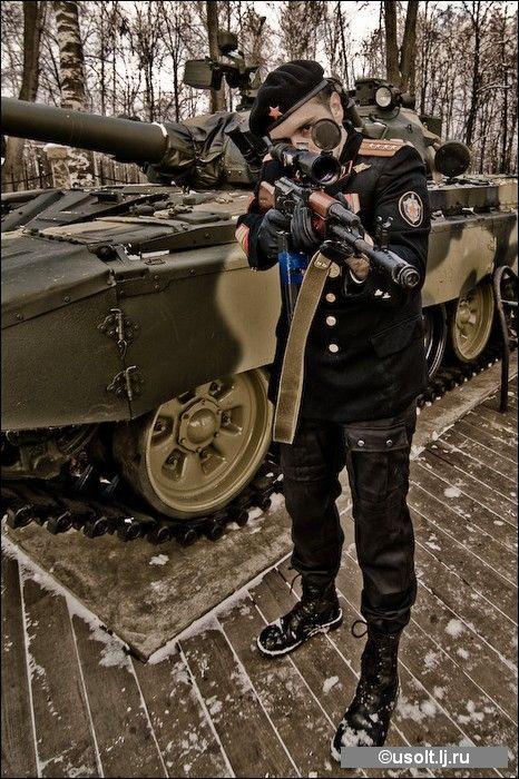 Русские солдаты глазами американцев (68 фото)