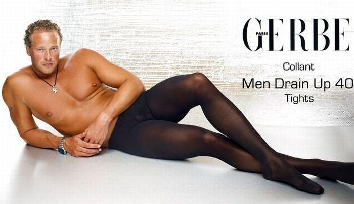 Колготки для мужчин (8 фото)
