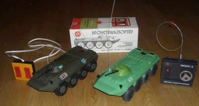Игрушки времен СССР (50 фото)