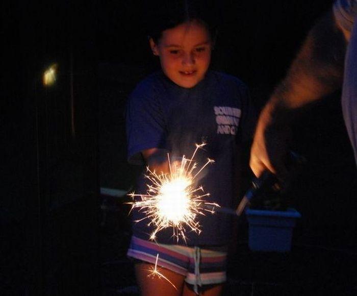 Детство и взрослые поступки (24 фото)