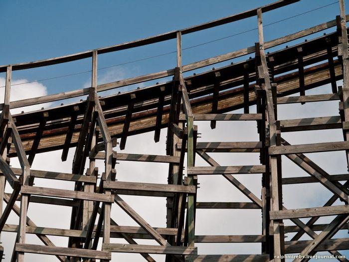 Руины «Страны Чудес» (52 фото)