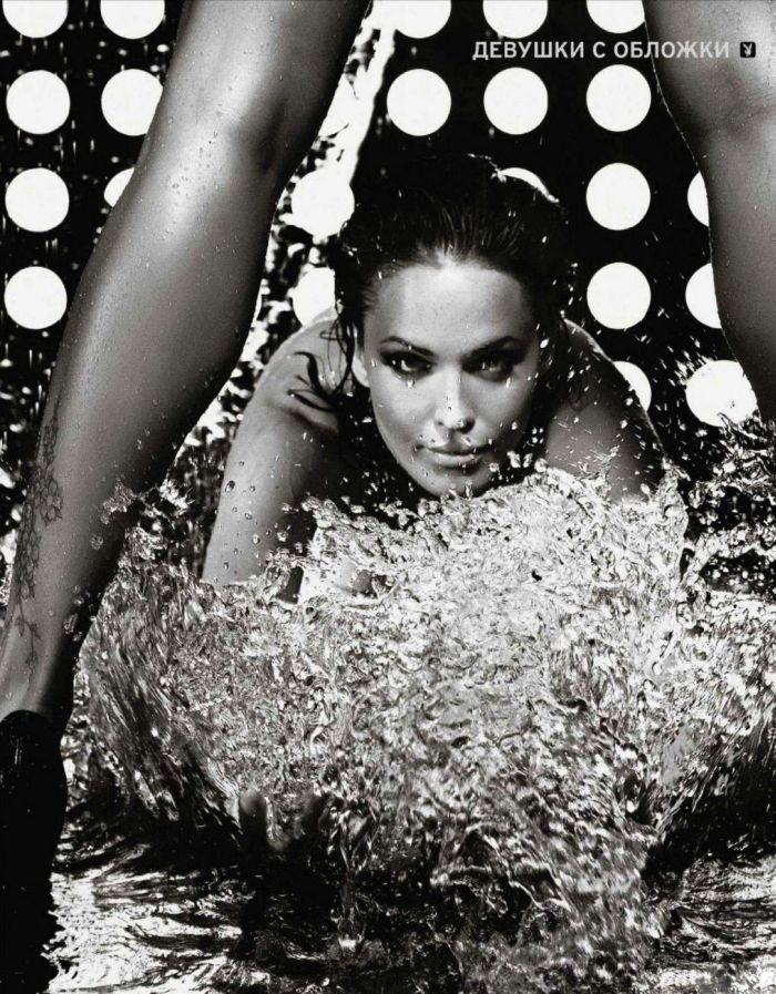 Группа NikitA разделась для Playboy (9 фото)