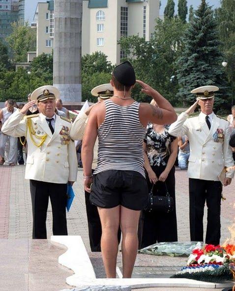 День ВМФ в Воронеже (2 фото)