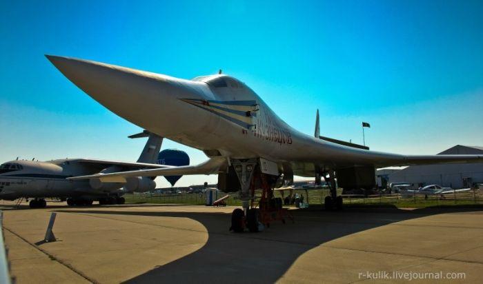 Международный Авиакосмический Салон (60 фото)