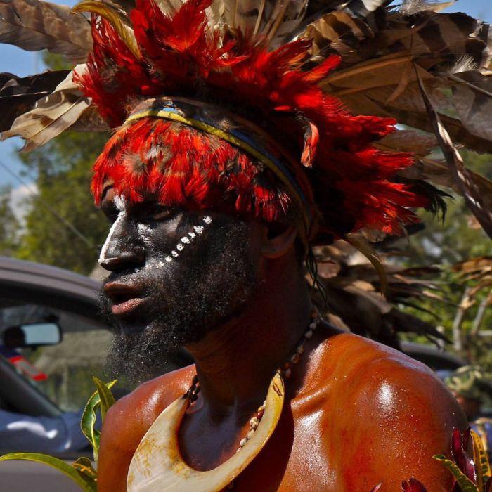 Папуасы (36 фото)