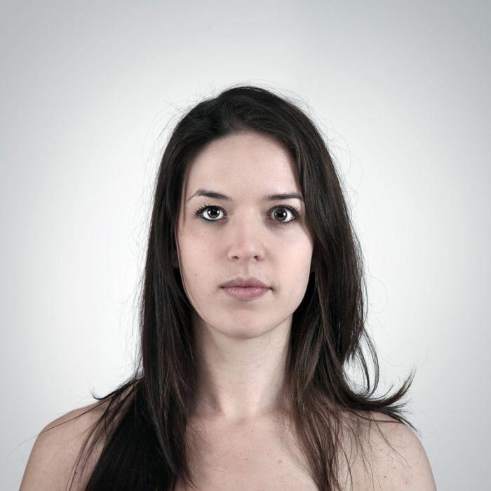 Необычные портреты (10 фото)