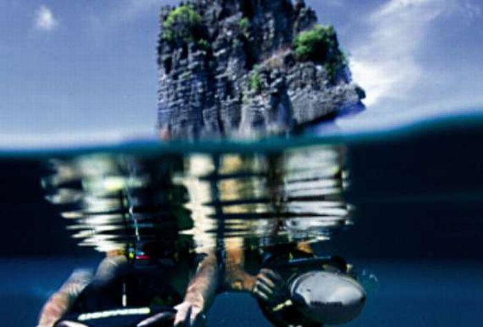 Подводный скутер (12 фото)