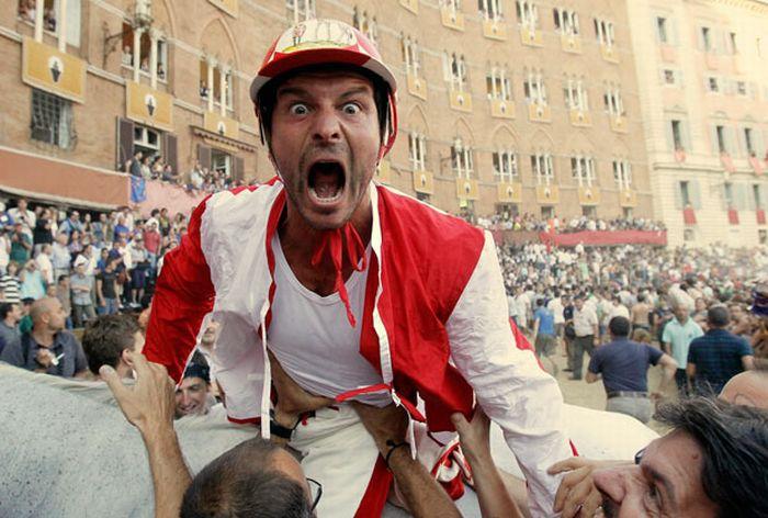 Гонки без седла в Италии (17 фото)
