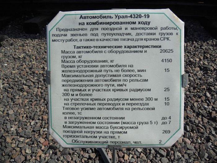 Урал, который проедет везде (8 фото)