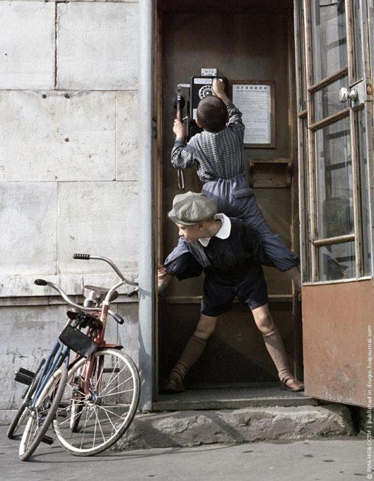 Россия. История в фотографиях (50 фото)