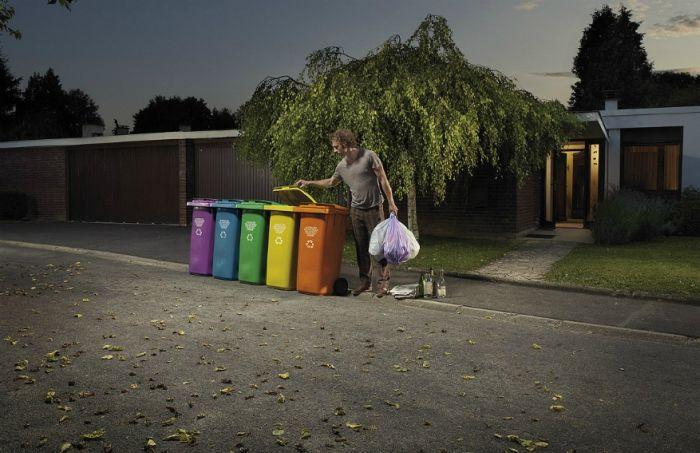 Креативные работы от Yves Lemoigne (146 фото)
