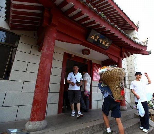 Доставка в продуктов в Китайский магазин (12 фото)