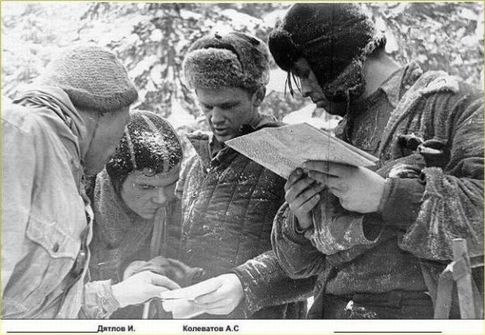 Таинственная смерть экспедиции Дятлова (17 фото)