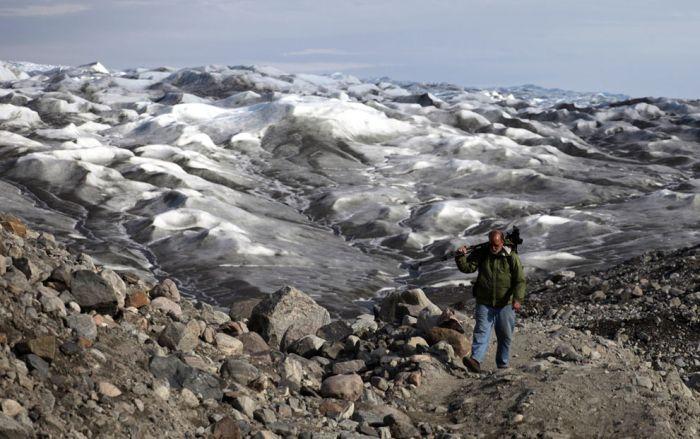 Льды Гренландии (32 фото)