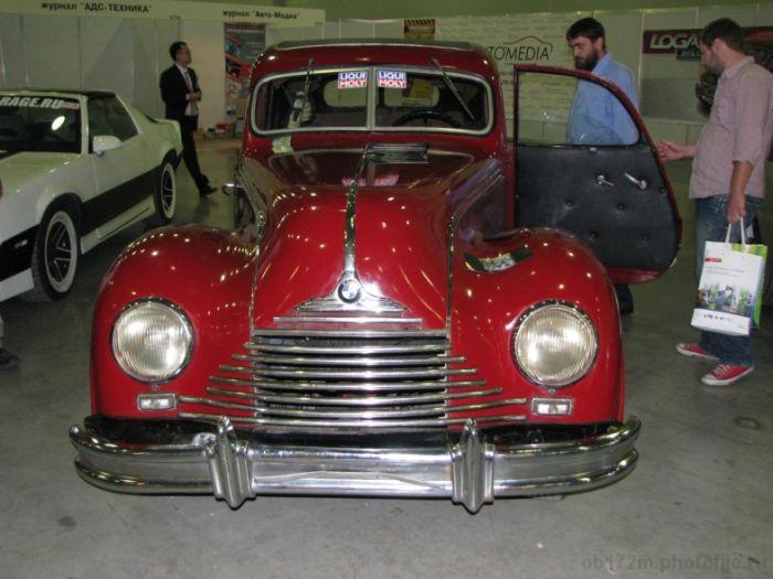 """Автомобили с выставки """"Интеравто 2011"""" (28 фото)"""
